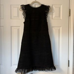 J Crew Ruffle dress